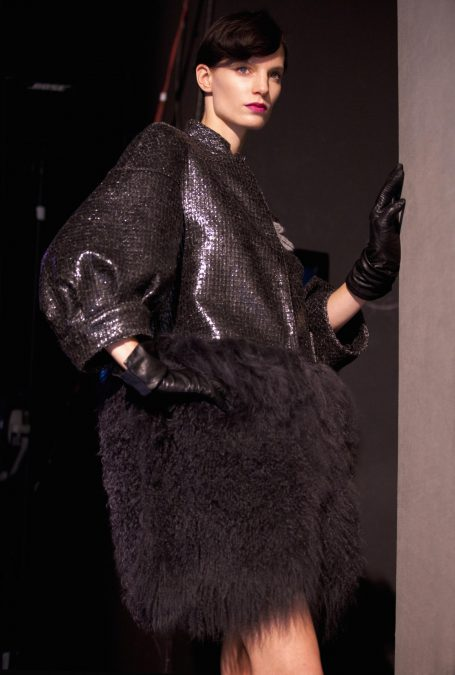 Kina Fernandez, Cibeles Fashion Week (Feb 2012)