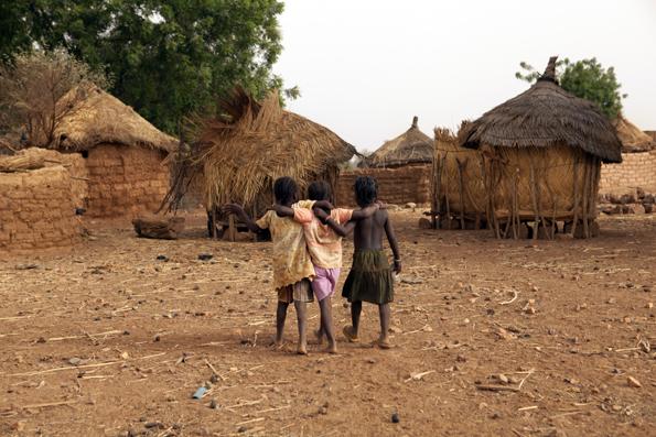 Good Friends, Burkina Faso (Africa, March 2012)