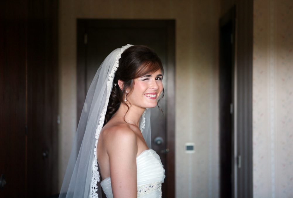 My Sister Carolina at her Wedding (July 2010)