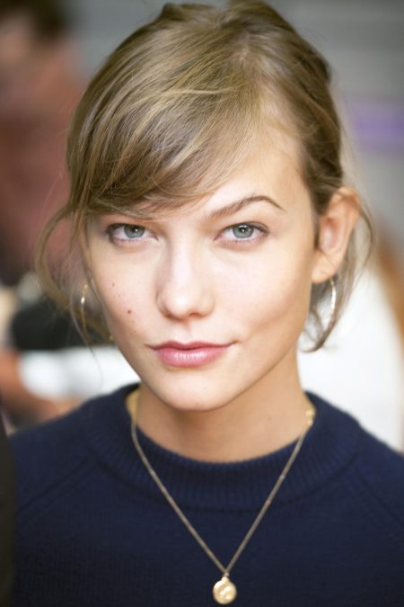 Karlie Kloss at DKNY (New York, Sept 2013)