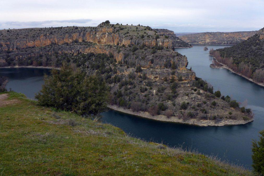 Las Hoces del Duraton (Segovia – España) 15/01/15