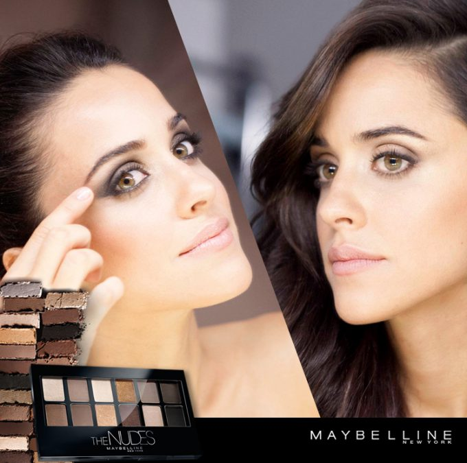 Macarena Garcia for Maybelline New York