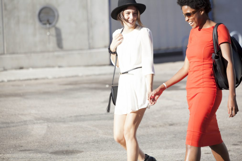 Street Style for Telva Magazine Fashion Week Sept. 2015
