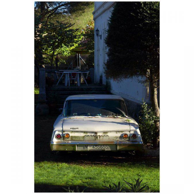 Ava Gardner's Car