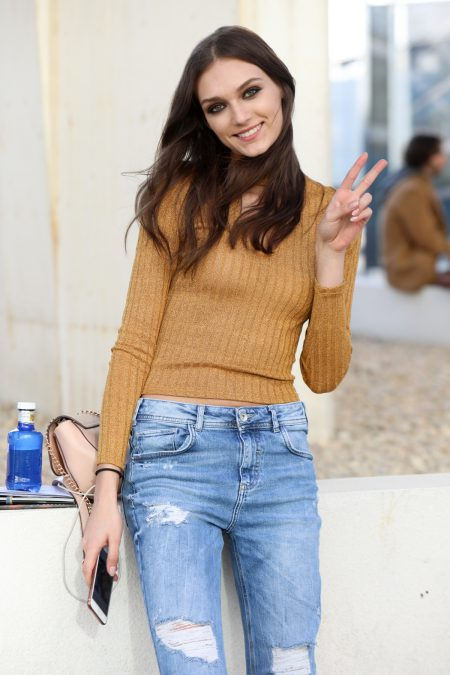 StreetStyle for TELVA (MBFWM)