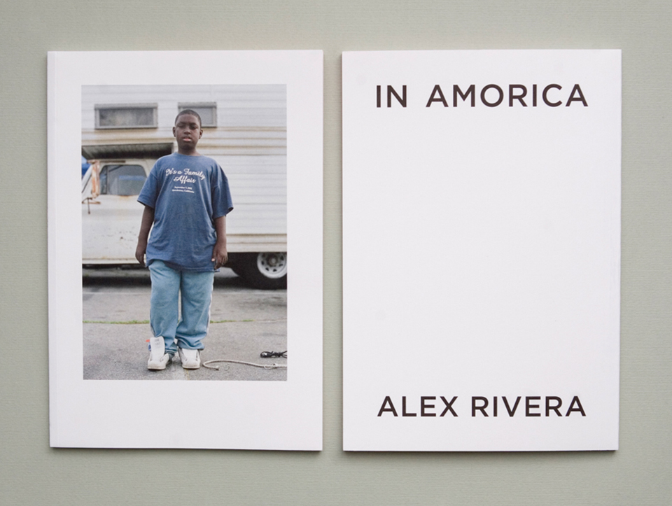 In Amorica (book). © Alex Rivera