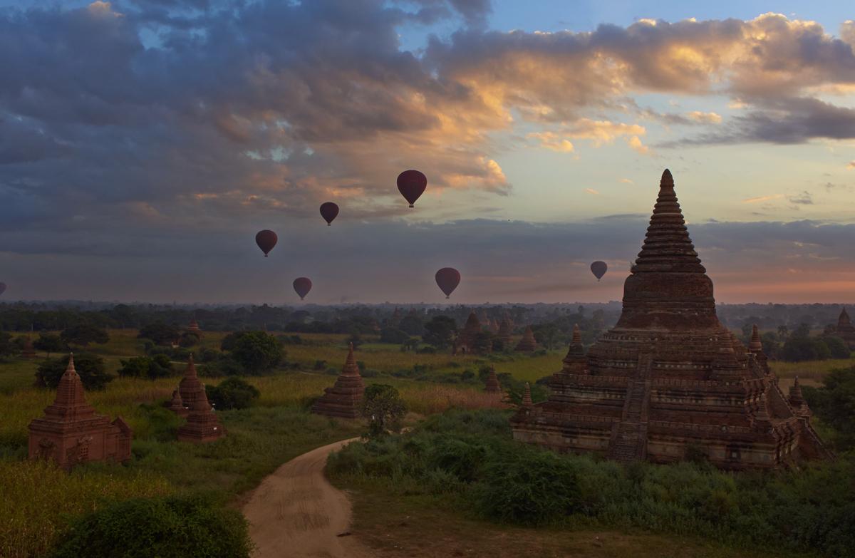 In Asia. © Alex Rivera