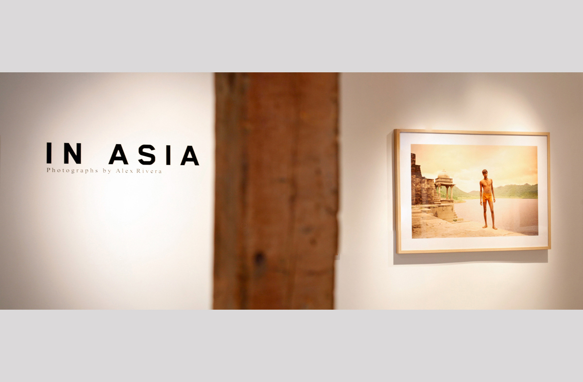 In Asia (exhibition). © Alex Rivera